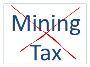 Mining tax repeal dates announced - image