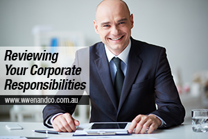 Company Directors, Are You Clear About Your Responsibilities?