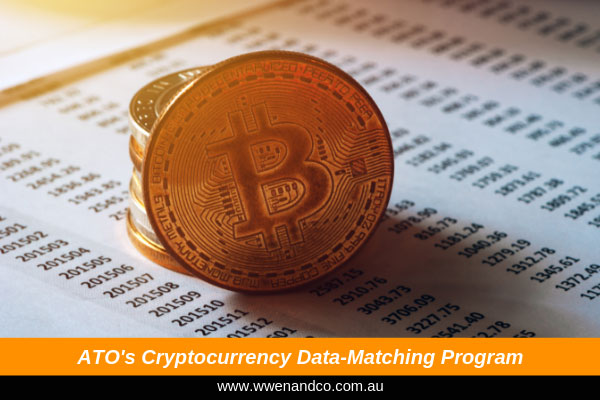 ATO's New Cryptocurrency Data Matching [For Tax Compliance]