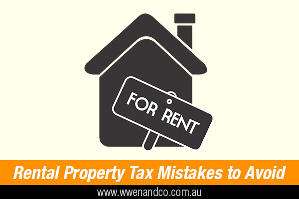 rental property owners tax mistakes