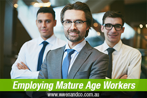 Employing Mature Age Workers – Restart Program