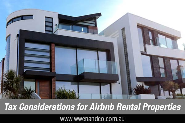 airbnb property rental taxes - image