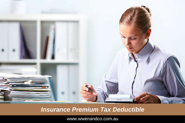 Is Your Insurance Premium Tax Deductible?