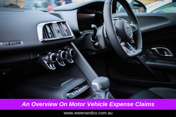 An Overview On Motor Vehicle Expense Claims
