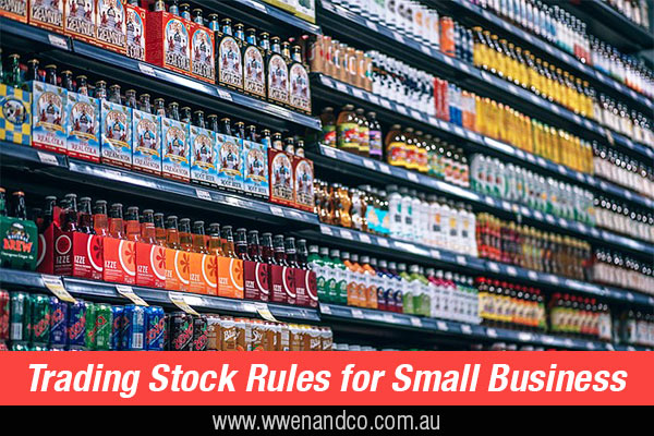 Trading Stock Rules For Small Business
