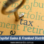 Streaming Trust Capital Gains And Franked Distributions