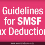 SMSF Tax Deductions