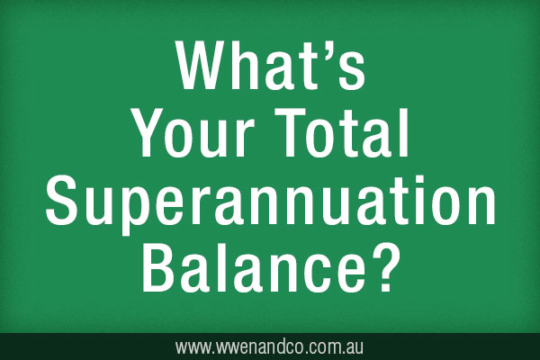 Why you need to know your total superannuation balance, explained by Epping accountant Wen Wen