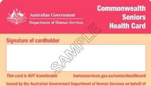 Seniors Health Card For Self Funded Retirees?