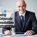 Company director responsibilities - image
