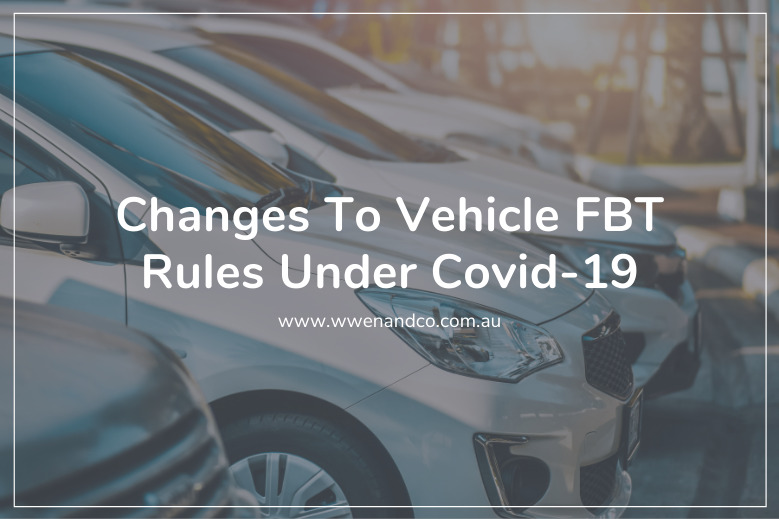 Changes to vehicle fbt rules