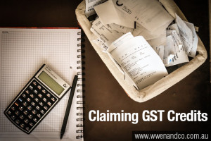 Are you eligible to claim GST credits on employee reimbursements? - image