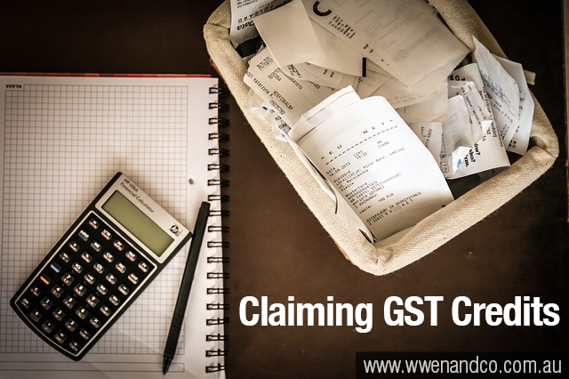 GST Credits For Employee Reimbursements – Can You Claim Them?