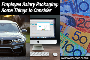 Salary Packaging For Your Employees