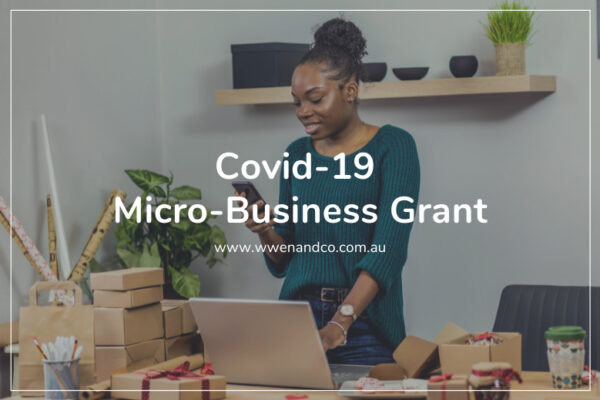 2021 Covid-19 micro-business grants - applications are open