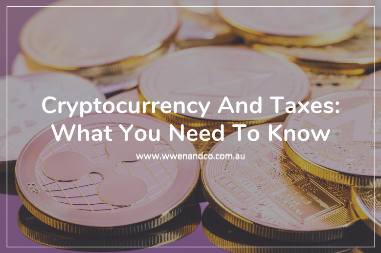Cryptocurrency tax treatment