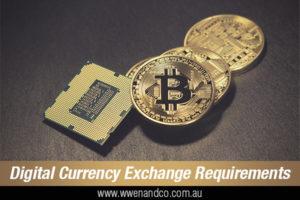 digital currency exchange obligations
