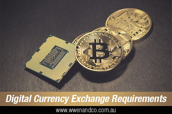 digital currency exchange obligations