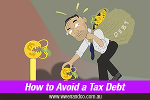professional advice for tax debts - image