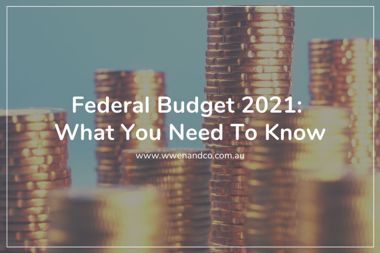 Federal budget for 2021-2022 income year