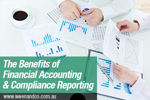 Financial accounting and compliance reporting - image