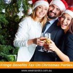 Fringe benefits tax implications on work Christmas parties - image