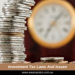 Investment tax laws and issues - image