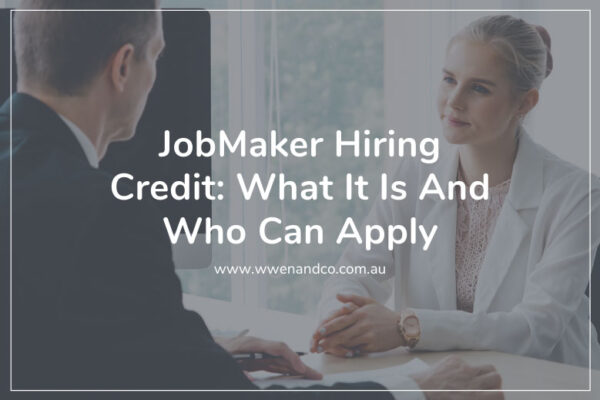 JobMaker Hiring Credit aims to help create new jobs for young individuals