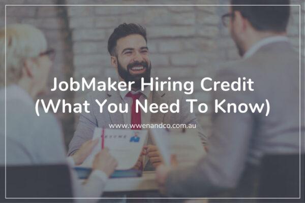 JobMaker Hiring Credit scheme helps create new jobs for young job seekers