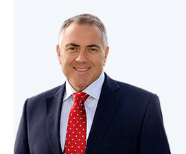 Joe Hockey and Swiss Ambassador Marcel Stutz have agreed to tackle tax evasion - image
