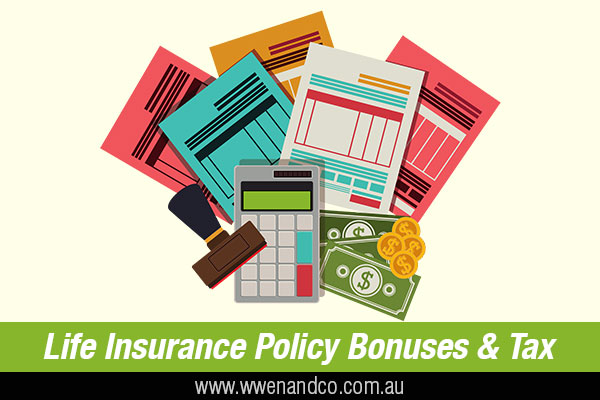 Life Insurance Policy Bonuses And Tax
