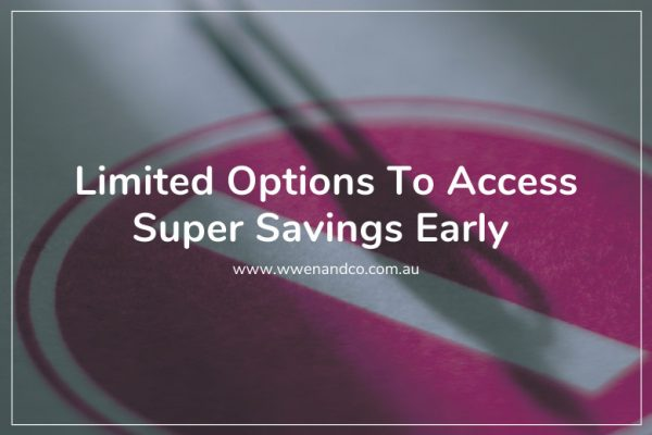 Learn how to apply for early access to your super savings