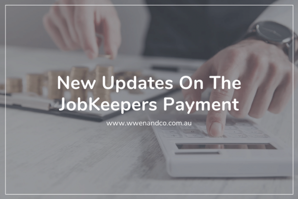 The JobKeeper Payment will now continue to be available to eligible businesses until March 2021.