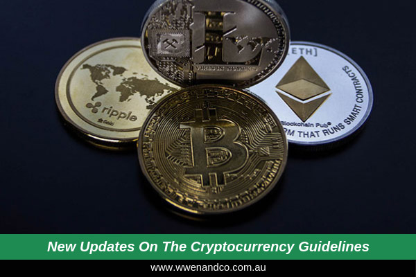 The ATO has recently updated the cryptocurrency guidelines - image