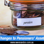 pensioner assets test changes may reduce your pension