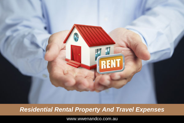 An overview on residential rental property and travel expenses