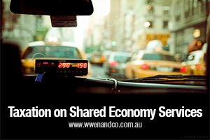 The Sharing Economy And Your Tax Obligations