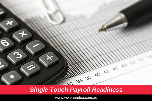 single touch payroll readiness