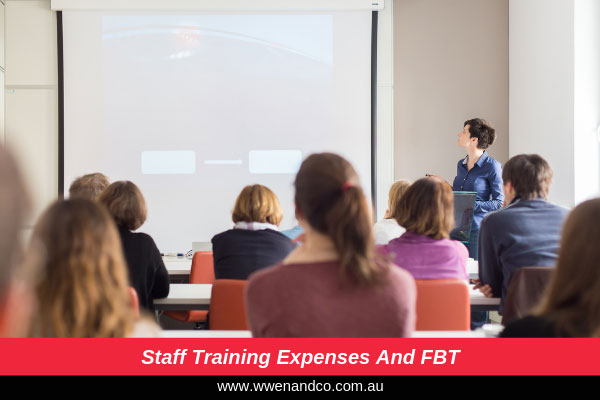 Staff Training Expenses And FBT