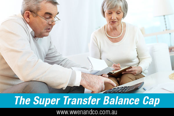 Superannuation Transfer Balance Cap