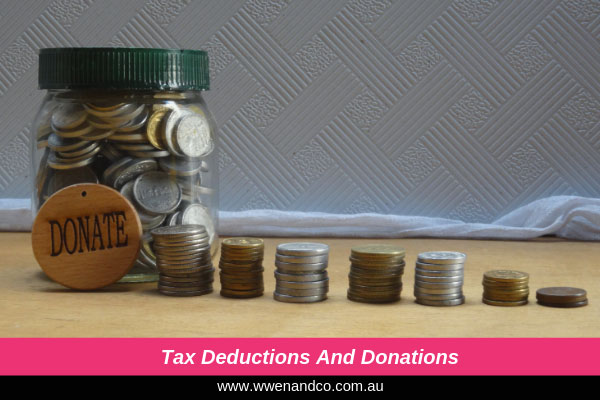 Donations As Tax Deductions (What You Need To Know)