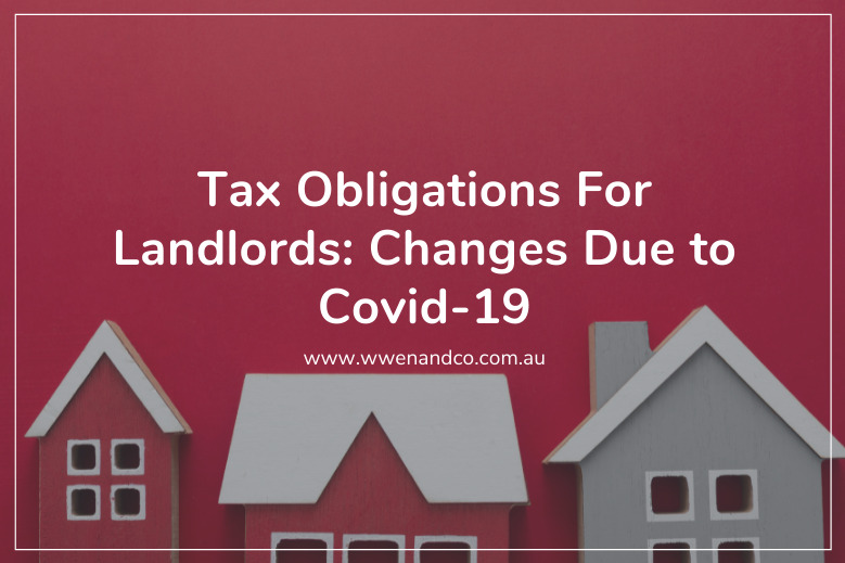tax obligations for landlords - changes due to covid-19