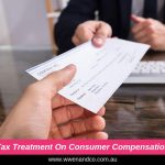 Tax consequences on consumer compensation - image