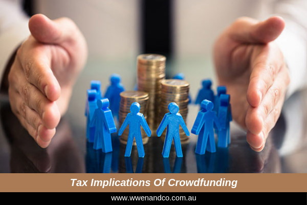 Tax implications of crowdfunding - image