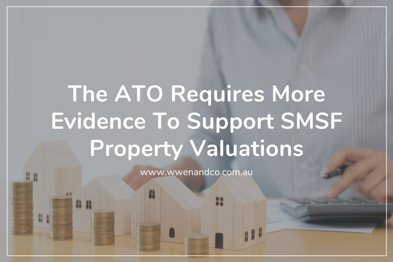 evidencing SMSF property valuations