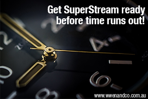 SuperStream – Time Is Running Out!