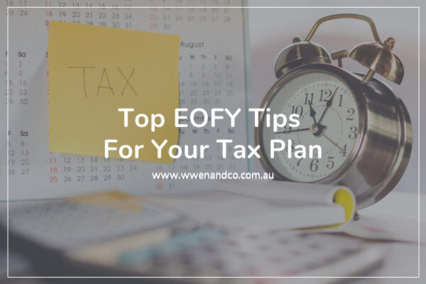 tips for the end of financial year 2020-2021