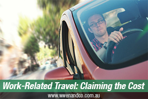 ATO is targeting work-related travel expenses - image